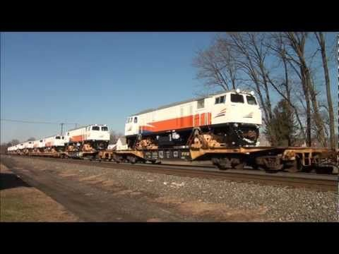 NS 098 with Indonesian Export Units on the PITL & NS LURB