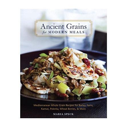 ancient grains for modern meals: Whole Grain Recipes, Polenta, Cookbook, Whole Grains Recipe, Modern Meals, Farro, Ancient Grains, Wheat Berries, Maria Speck