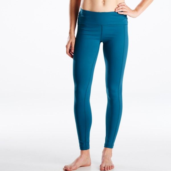 Perhaps the most comfortable + versatile running tights evah. Love this color!  Go Joggings | Oiselle Running Apparel for Women #oisellestartinglines