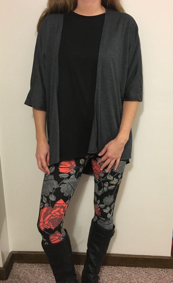 LuLaRoe outfit leggings