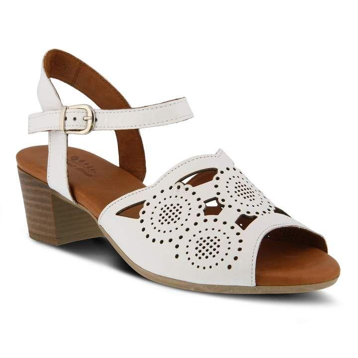 Spring Step Womens Style Kanisha Leather Mary Jane Sandal
