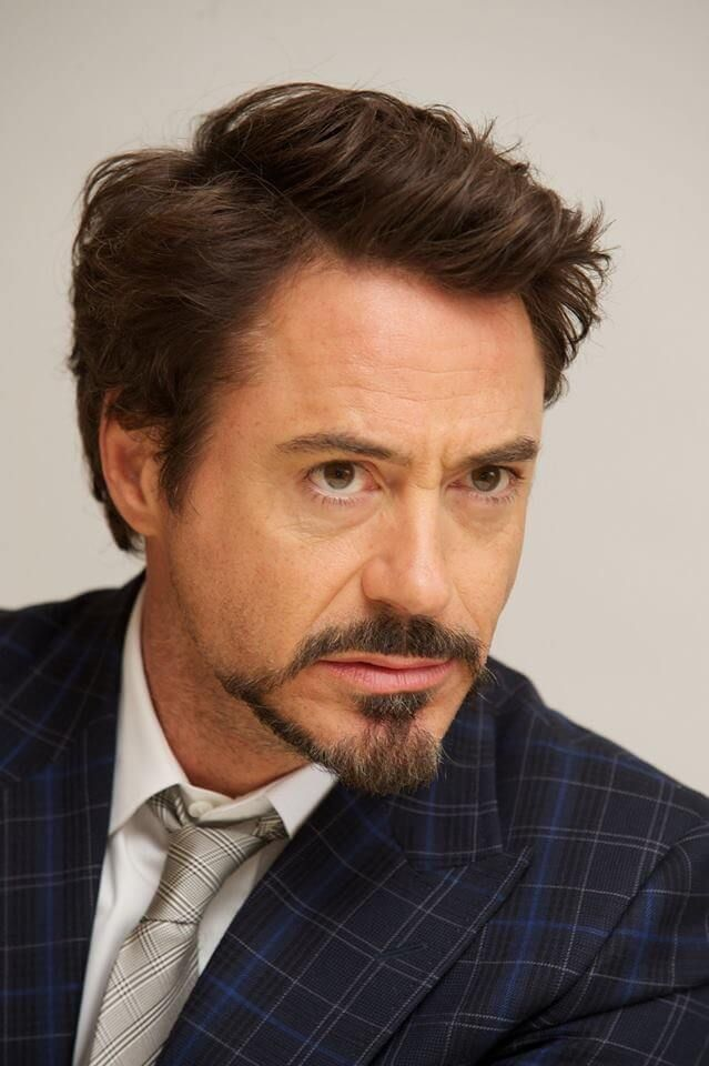 Robert Downey Jr Haircut Robert Downey Jr Iron Man Rober Downey Jr Robert Downey Jr