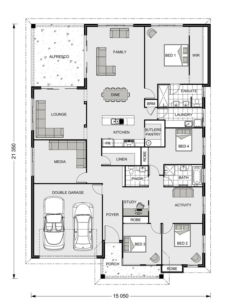 Iluka 302, Our Designs, Builders in Canberra - ACT | GJ Gardner Homes