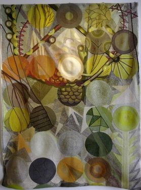 I just voted on Michelle Jarvis's  submission in the Saatchi Online Showdown art competition! Vote for your favorites.