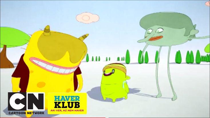Aki ver az nem haver Megfigyelő | A Cartoon Network bántalmazásellenes k...