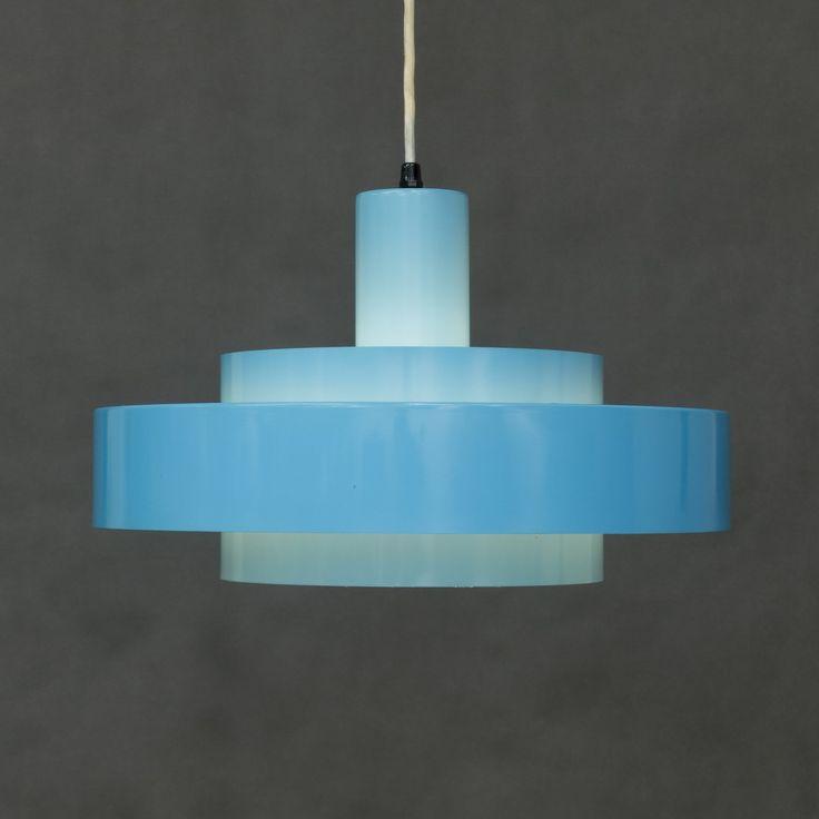 Danish Equator Lamp by Jo Hammerborg for Fog & Mørup, 1960s 4