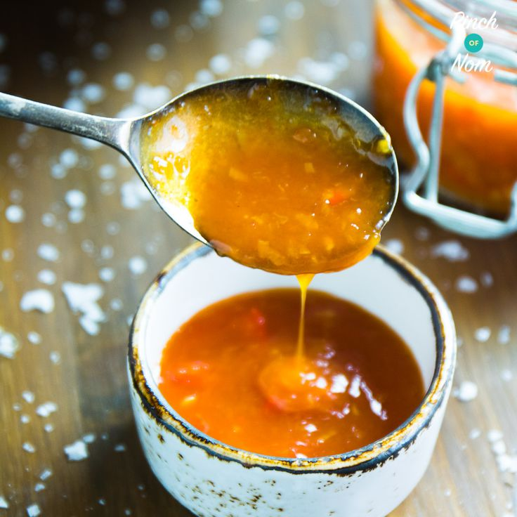 This spicy Syn Free Sweet Chilli Sauce is something of a Slimming World legend! Sweet, spicy it's so easy to make and Syn free on the Slimming World diet