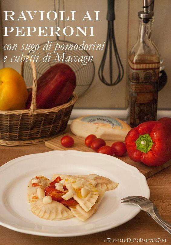 Ricette di Cultura: Il peperone nel raviolo e la 65° Sagra del Peperone di Carmagnola
