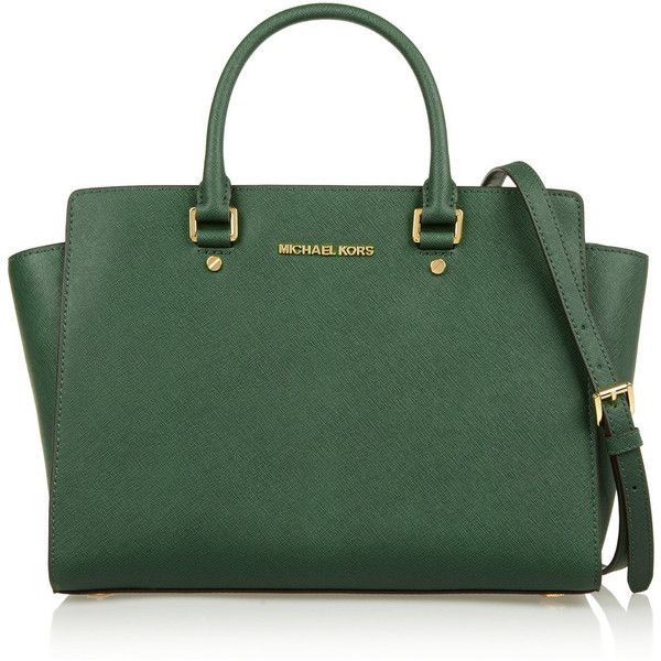 MICHAEL Michael Kors Large textured-leather tote (19.825 RUB ...