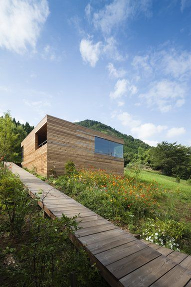 Skyward House - Uenohara, Japan - 2012 by acaa #architecture  #japan #house