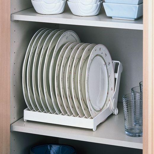organizar pratos