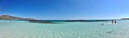 Elafonisi Crete - Panoramic