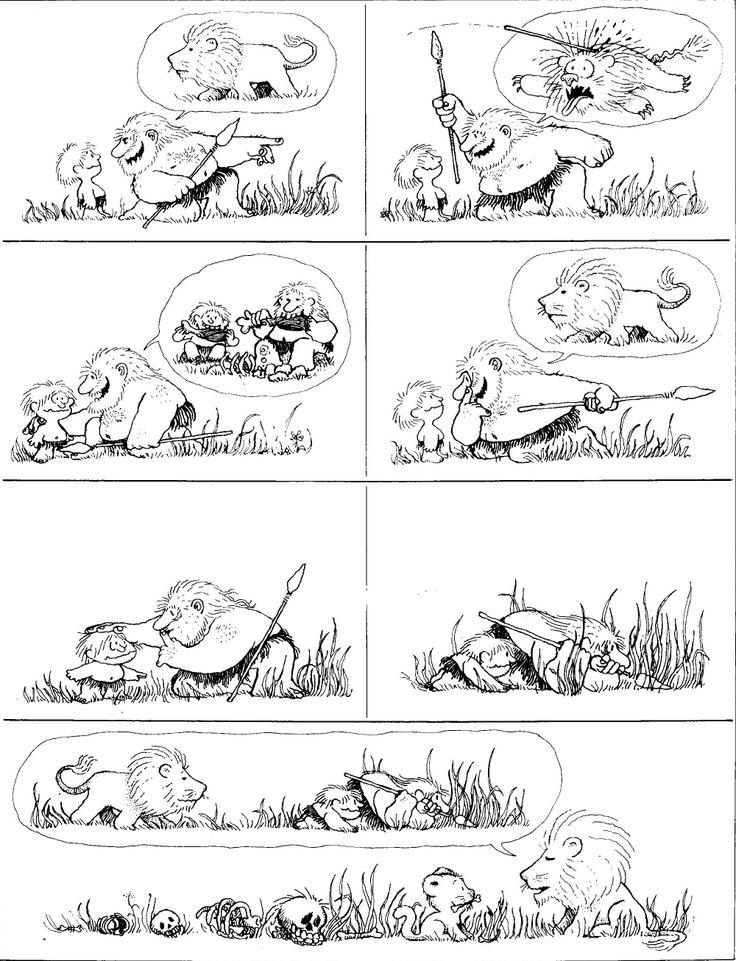 Humano se Nace [Quino][Tiras de Humor Gráfico][124 Imág]