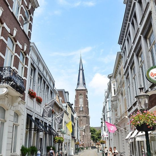 Street Fashion Maastricht NETHERLANDS