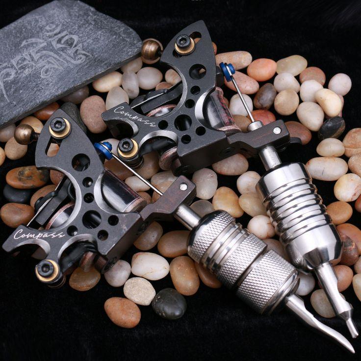 2 PCS Compass Tattoo Machine Victoria Liner Sevilla Shader [WQ2062+WQ2062-1+2*WS124(1 DHL)] - US$285.00 : Dragonhawk tattoo supplies, tattoo kits,tattoo machines for sale global form tattoodiy.com