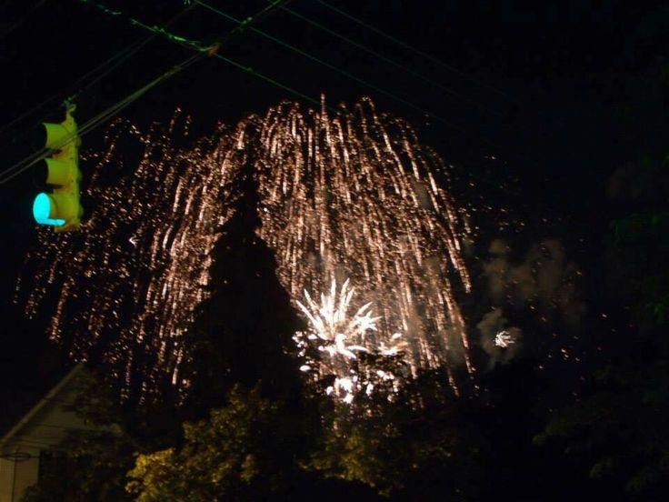 Fireworks, July 2013