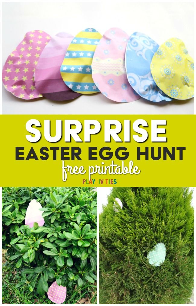 499 best family games images on pinterest easter crafts family diy surprise easter eggs that will stand out in the neighborhood negle Gallery