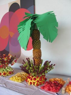 miami vice buffet party - Google Search