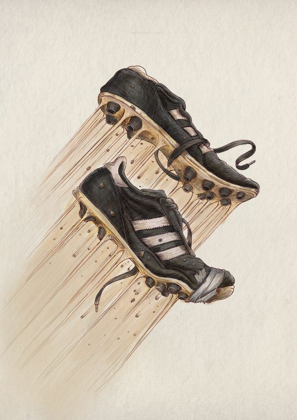 MTN Pitch Elements (soccer boots by Jay Gordon)