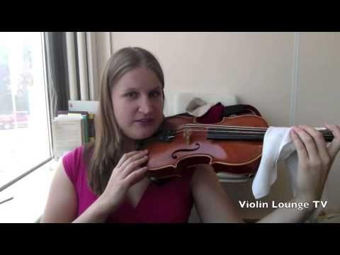 Violin Vibrato — The Violin