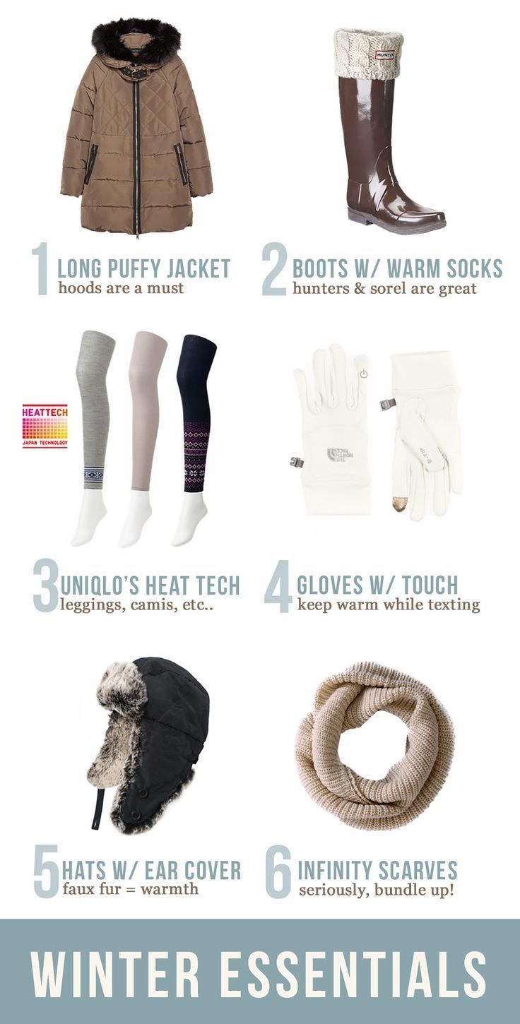How to Survive a New York Winter { A Californian's Guide }, great winter tips!!