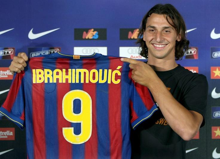 İbrahimoviç Futbolcu