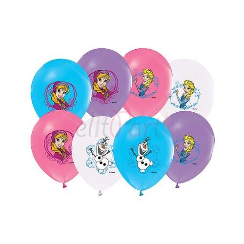 Frozen Baskılı Latex Balon - 2.90 ₺