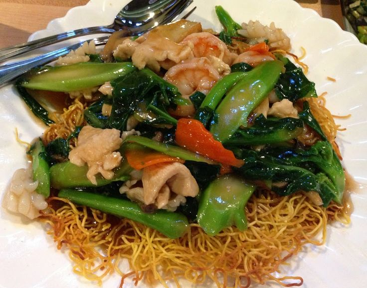 Authentic Asian Recipes: House Special Chow Mein Recipe