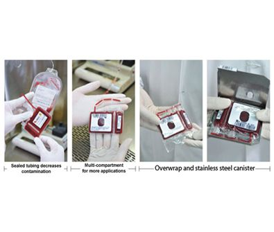 Process Of Cord Blood Preservation
