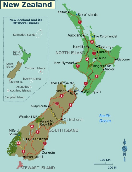 New Zealand!!! Southern Hemisphere experience :) The husband says it's his #1 favorite place on Earth!