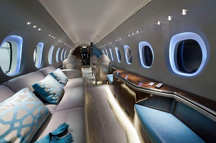 """Expensive Private Jet - Luxury Plane Private jet seats are nearly always cushy, comfortable, leather recliners,"""" says Tivnan. """"The seats are modular, and can be modified on most jets. Configuration is..."""