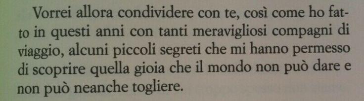Chiara Amirante...dal libro E GIOIA SIA