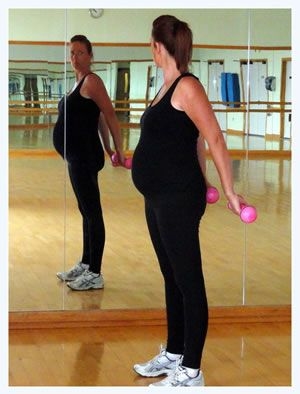 Pregnancy workout 3rd Trimester
