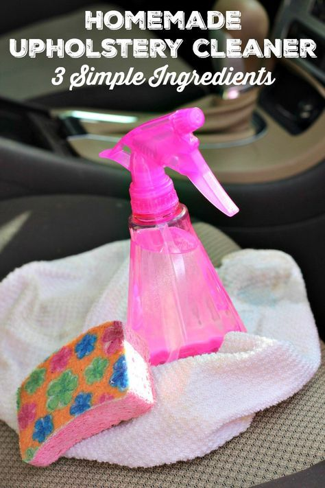 Best 20 Car Upholstery Cleaner Ideas On Pinterest Clean