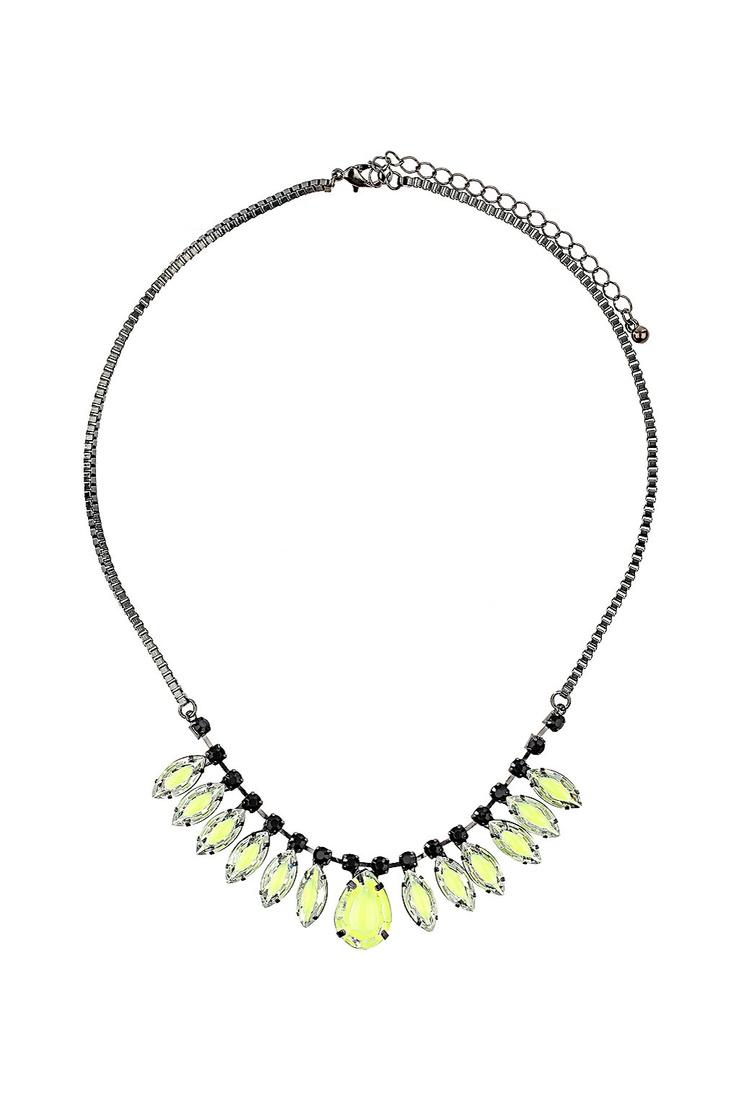 Neon Collar Necklace - Jewellery - Accessories - Topshop
