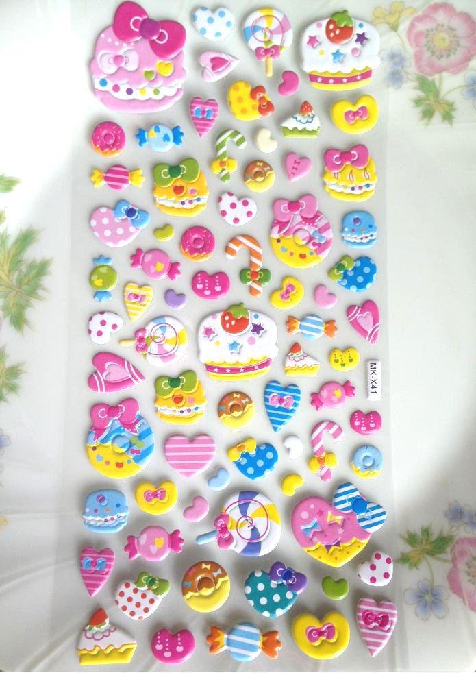 Menge: 1 Blatt Blattgröße: 9 x 19 cm Material: Puffy Aufkleber es ist Zeit für Ihre kreative fliegen:) Vielen Dank für besuchen unseren Shop: