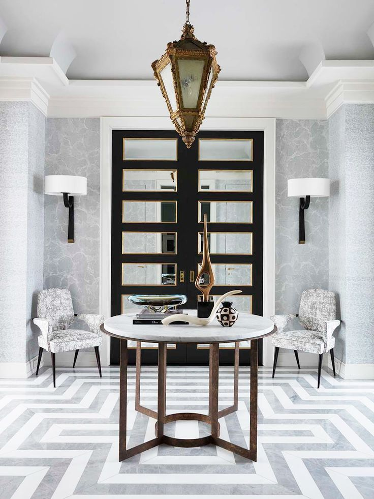 What the Gossip Girl Interiors Would Look Like Today via @MyDomaine