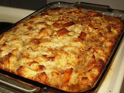 Bread Pudding - YouTube