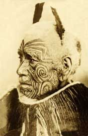 Maori tattoos are among the most distinctive tattoos in the world.