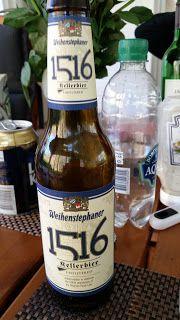 woom.one - Whisky Öl & Mat: Weihenstephaner - 1516 Kellerbier