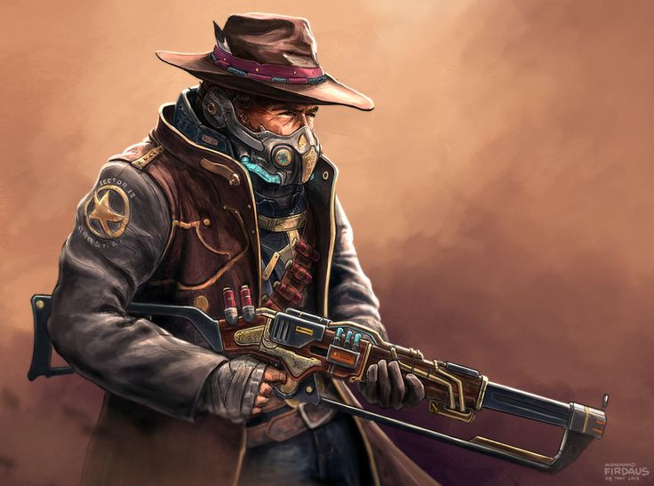 western marshal concept - Google Search