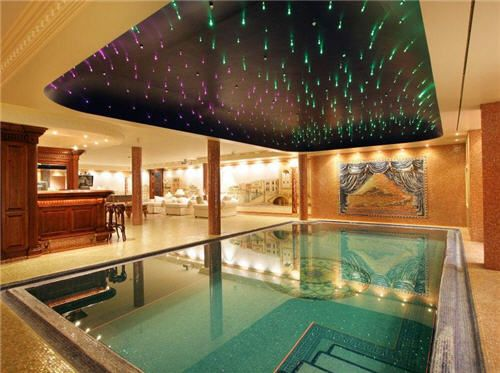 1000 Images About Luxury Home Gyms On Pinterest