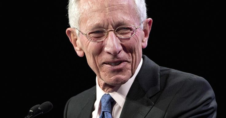 The Fed's Stanley Fischer said he did not know the central bank's next move, even as concerns about global outlook have grown.