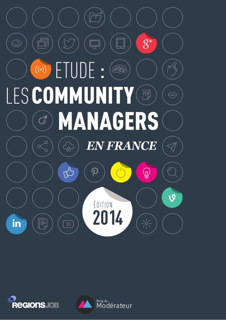 Enquête sur les community managers en France, Édition 2014