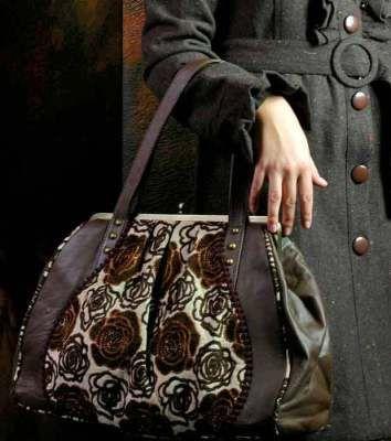 Victorian Carpet Bag..