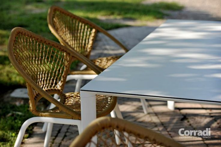 Linea Too deep Corradi - sedie da esterno #arredo #giardino