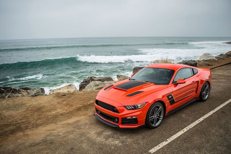 2015 ROUSH Performance Ford Mustang Stage 3 Picture #02