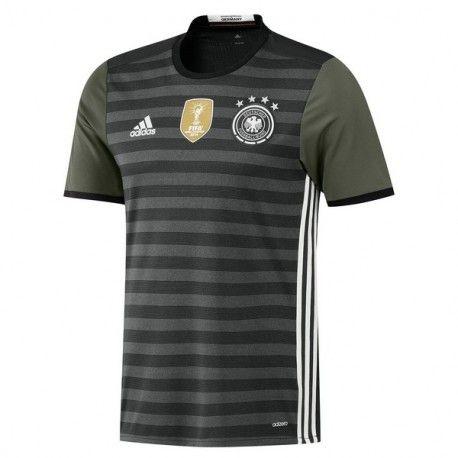 Maillot Allemagne Euro 2016 Extérieur