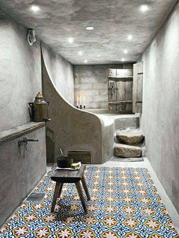 Marokkanisches bad