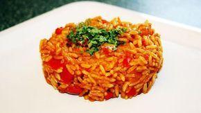 Rezept: Djuvec Reis - Griechischer Reis